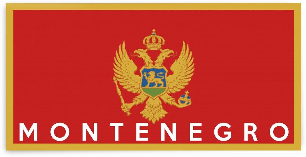 Montenegro name by Tony Tudor