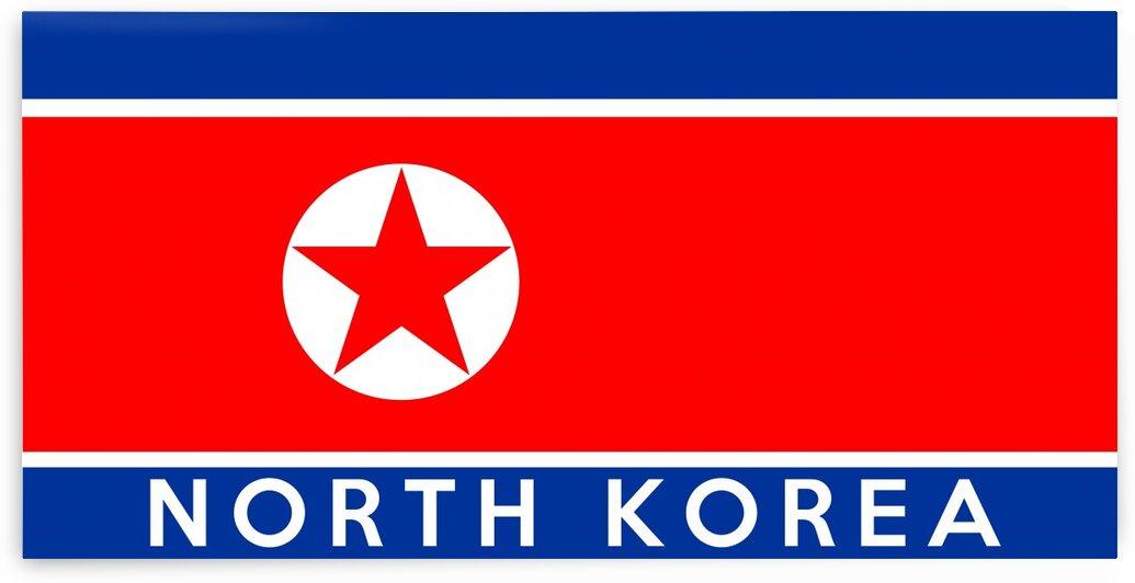 North Korea name by Tony Tudor