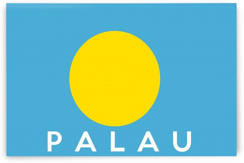 Palau name by Tony Tudor
