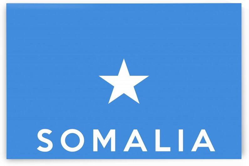 Somalia name by Tony Tudor