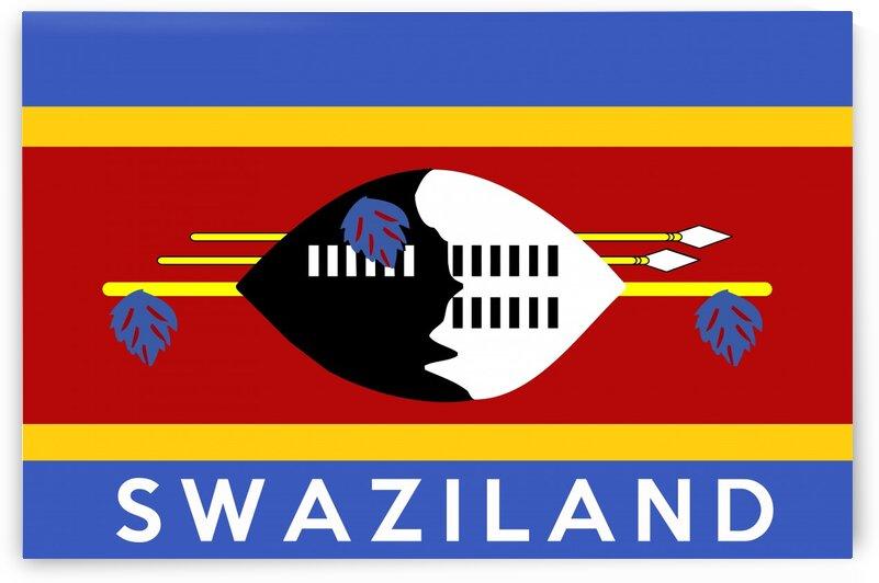 Swaziland name by Tony Tudor