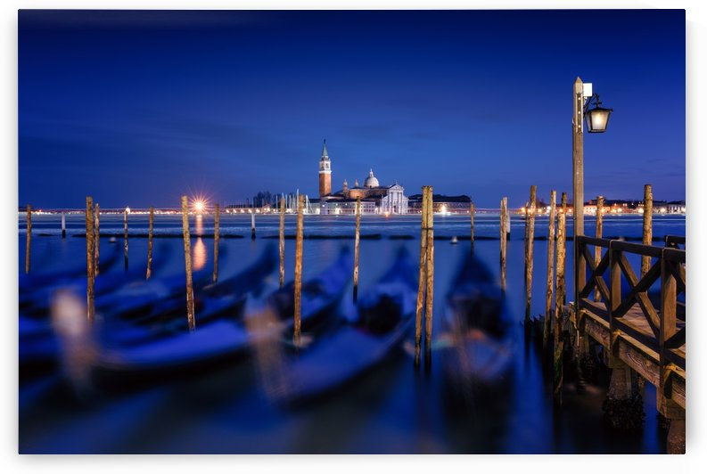 San Giorgio Maggiore Island, Venice by Photography by Karen by 1x