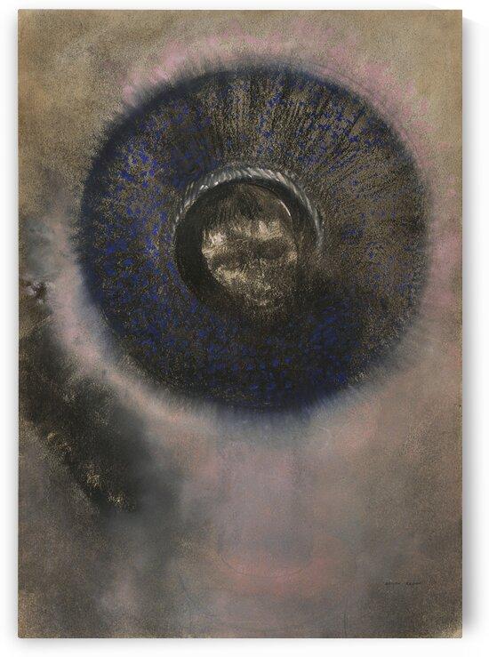 Head within an Aureole by Tony Tudor