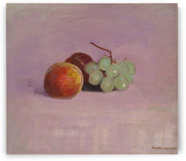 Still Life with Fruit by Tony Tudor