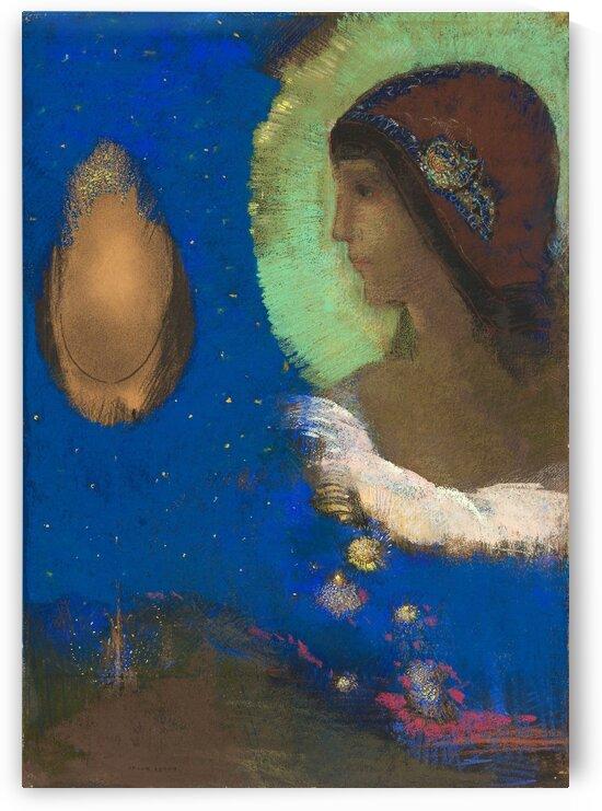 Sita by Odilon Redon by Tony Tudor