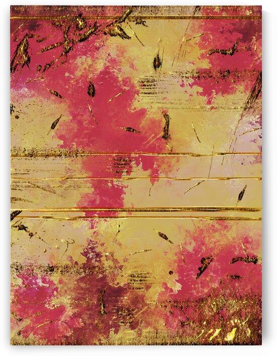 Golden wounds. by Ievgeniia Bidiuk
