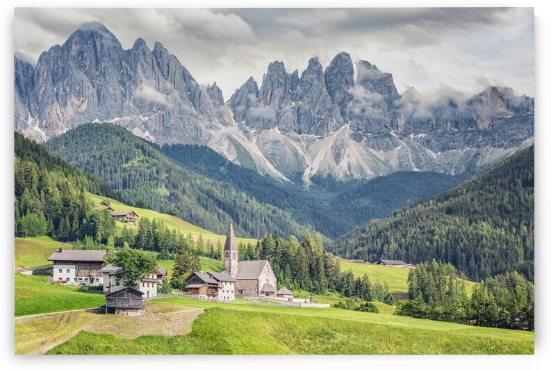 Funes valley by Manjik Pictures