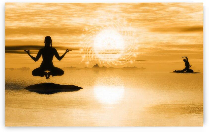 meditation 884687 by Sunny Mark