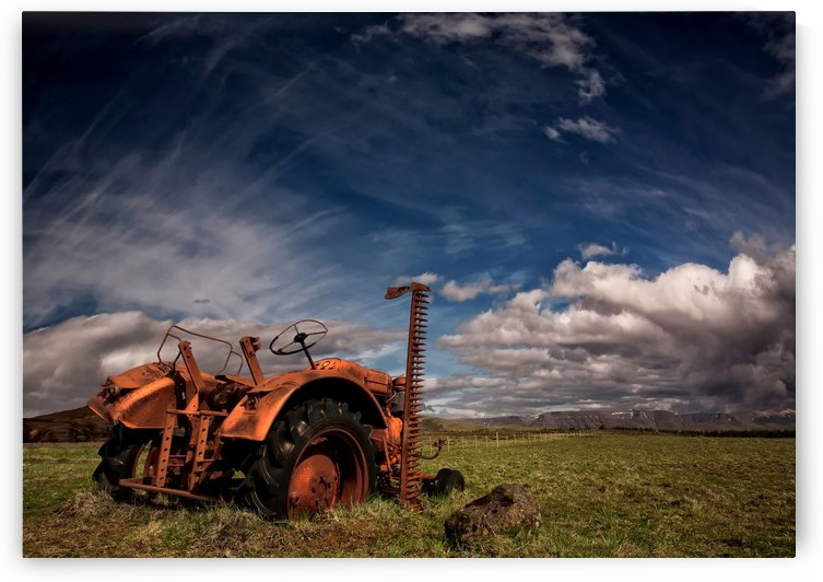 Tractor by √ûorsteinn H. Ingibergsson by 1x