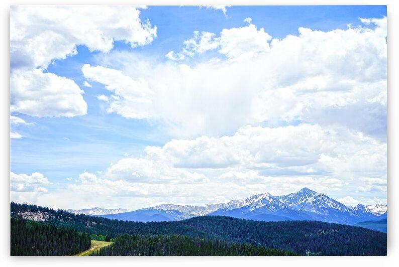 The Sawatch Range Colorado by 24