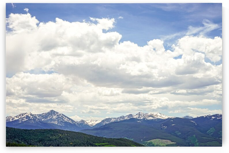 The Sawatch Range Colorado 2 by 24