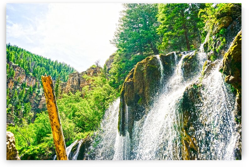 Waterfall Country Colorado 1 of 4 by 24