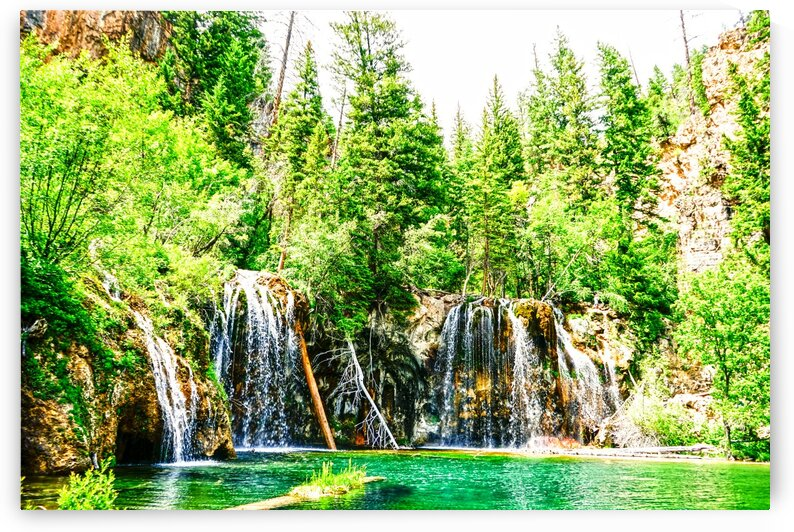 Waterfall Country Colorado 3 of 4 by 24