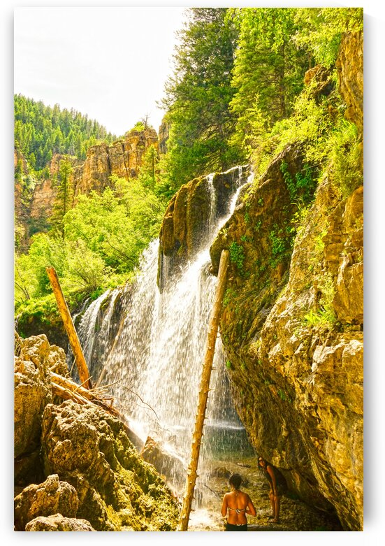 Waterfall Country Colorado 4 of 4 by 24