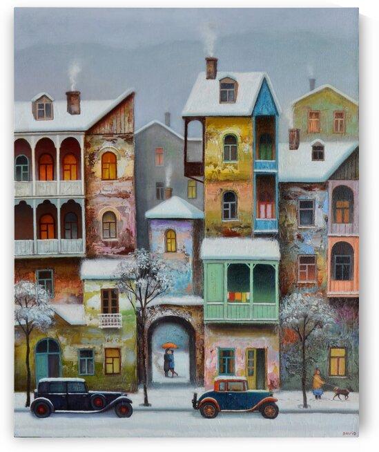 Winters tale  by David Martiashvili