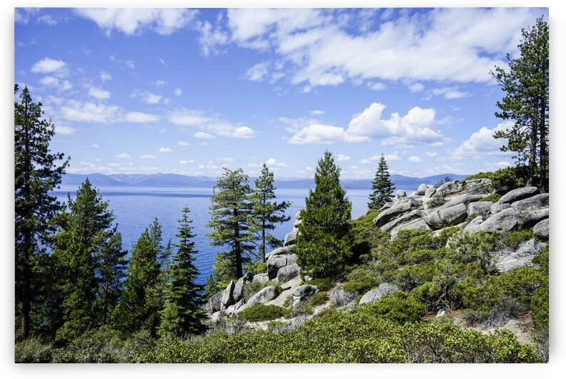 Spring at Lake Tahoe 5 of 7 by 24