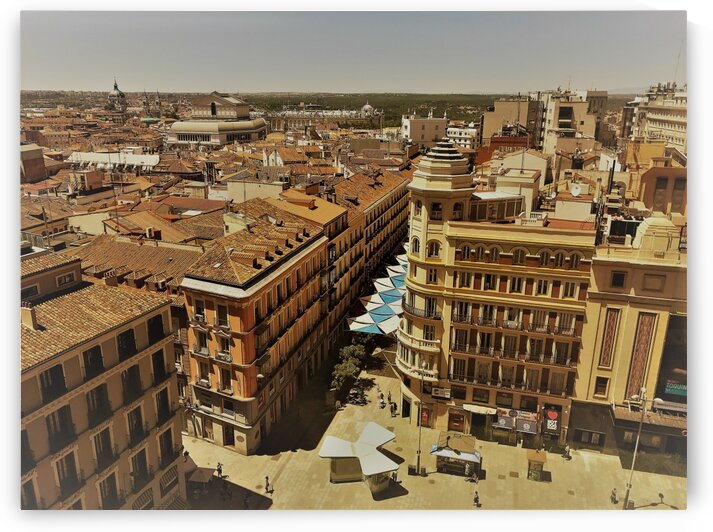 Madrid   A by AttoGraphy