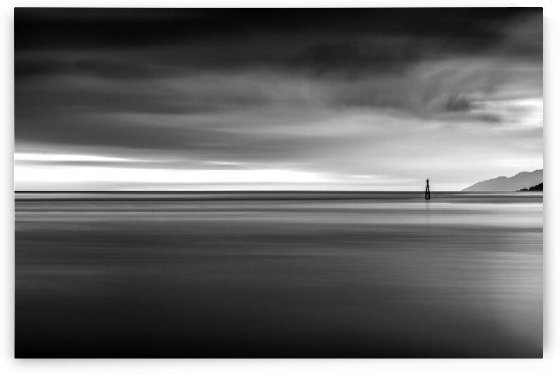 Calming Seas by Wesley Allen Shaw
