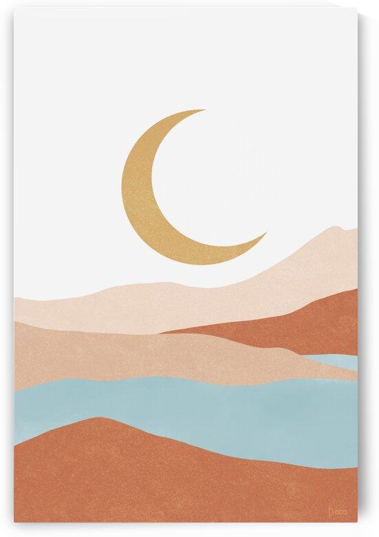 Desert Mountains 2 by Neena