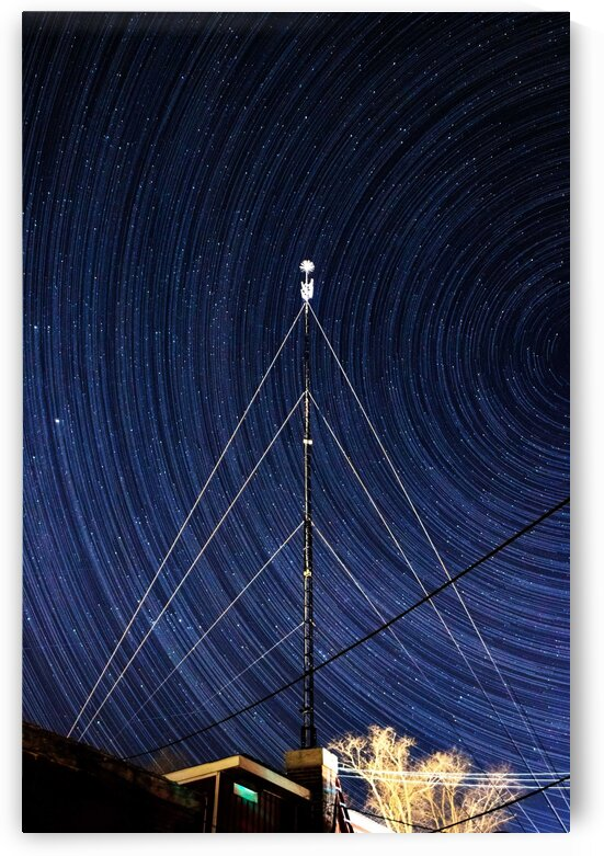 Radio Tower by Heather Scully