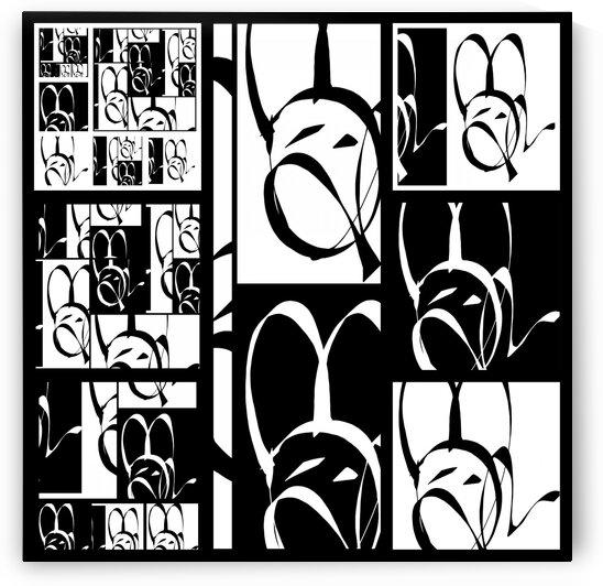 B&W POP ART GENERATOR by SEBO