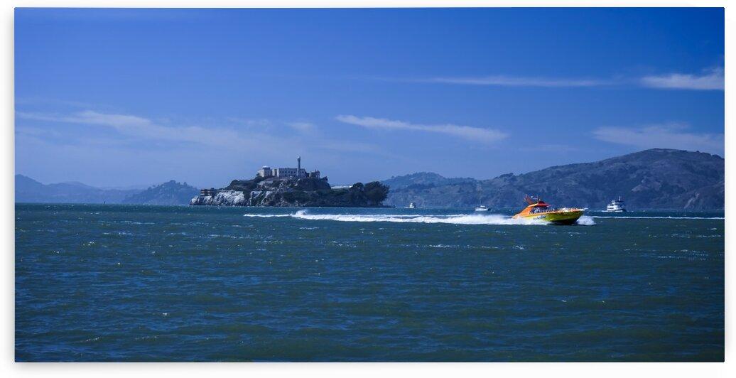 The Rock Alcatraz San Francisco by 360 Studios