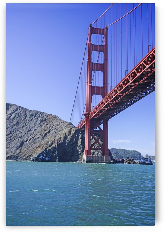 Golden Gate Bridge by 360 Studios