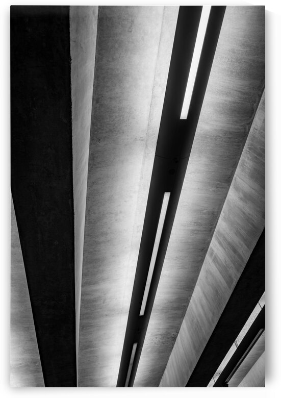 Abstract Industrial Architecture Lighting by Grant Cookson