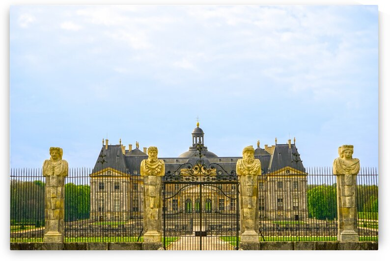 Chateaus of France by 24