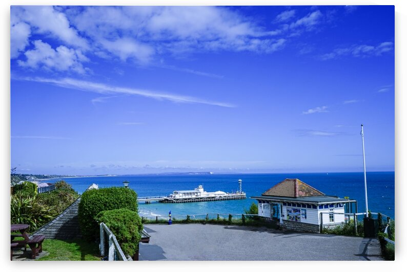 English Seaside Bournemouth by 360 Studios