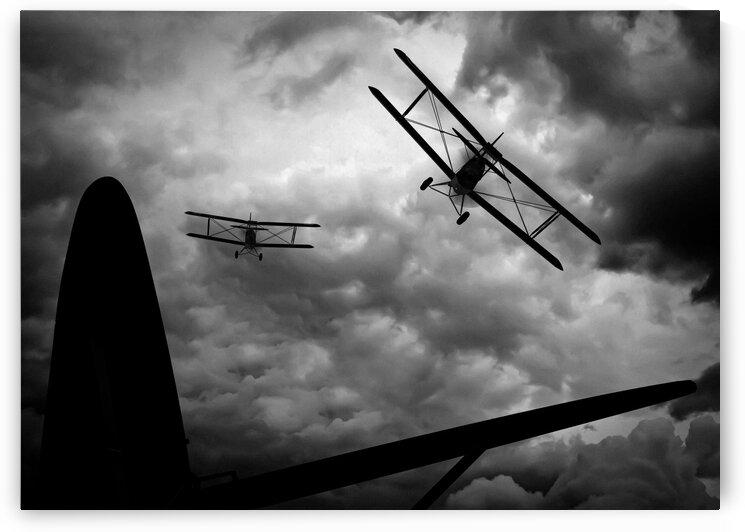 Air Pursuit  by Bob Orsillo