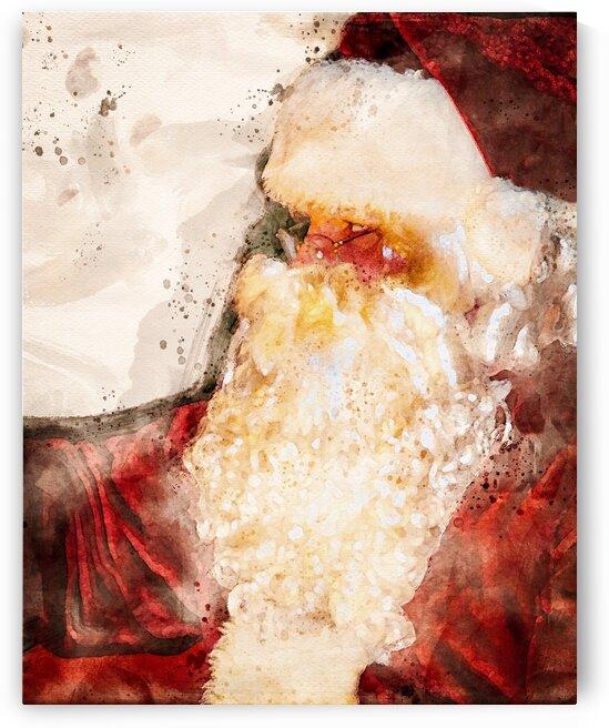 Santa Claus Christmas by Bob Orsillo