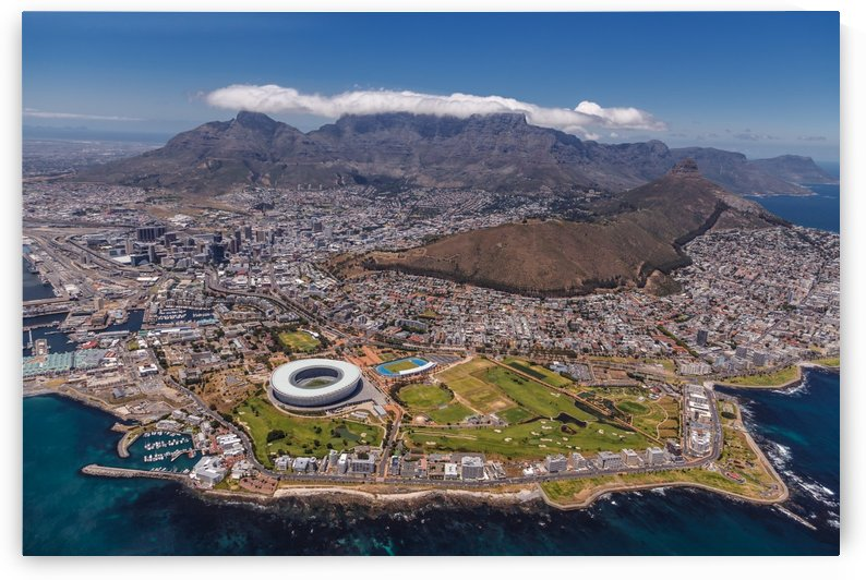 South Africa - Cape Town by 1x