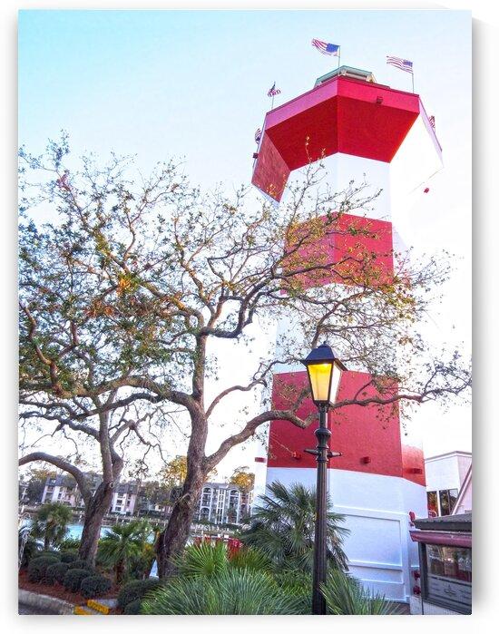 Harbour Town Lighthouse Hilton Head Island South Carolina by 24