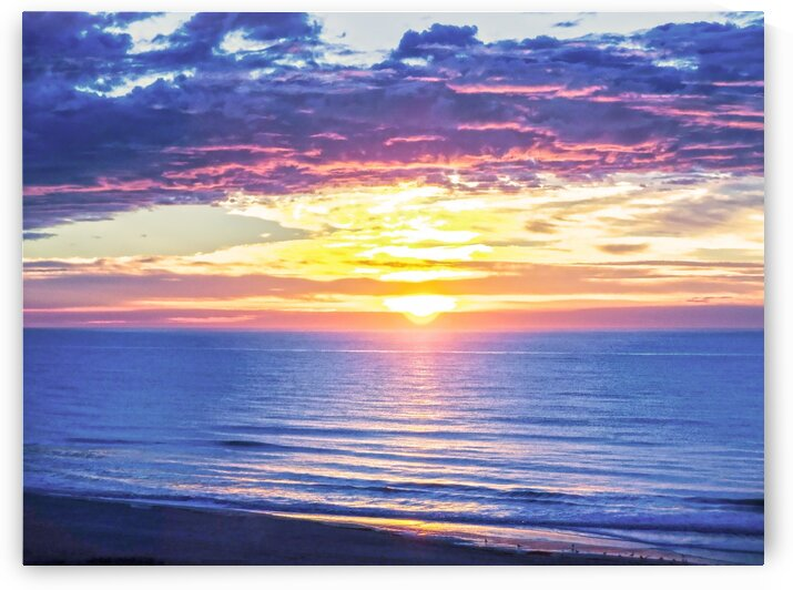 Sunrise over the Atlantic by 1North