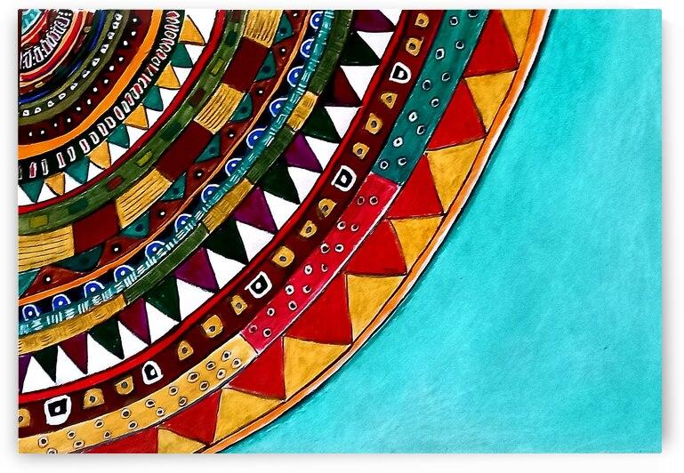 Tribal  by Zaramar Paintings