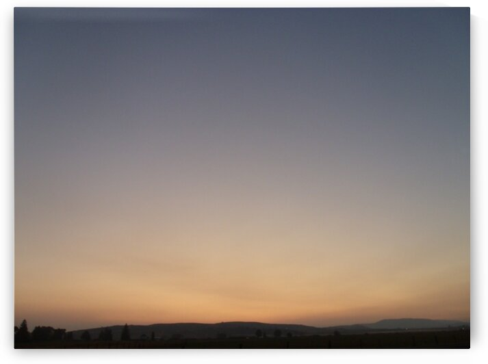 Sunset Is Fading Fast by Sherrie Larch