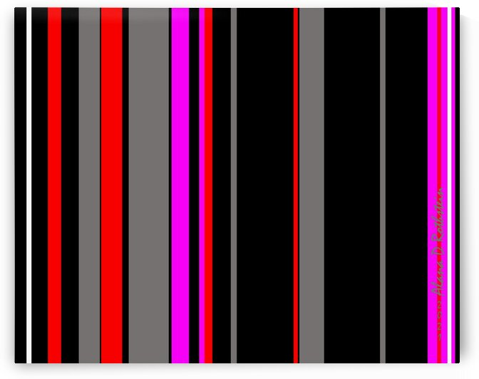 Color Bars 5 by Alana Rothstein