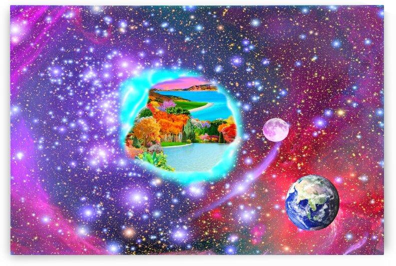 OPEN SPACE by E D Killion