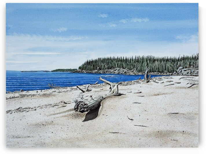 Prairie River Provincial Park by Stephen Emms