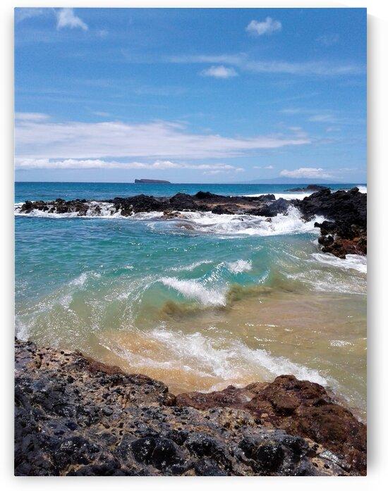 Waves1 by Lynn Prudhomme Mills