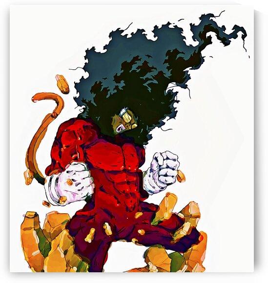 KING JEETA--THE NUBIAN KING -- Vibrant Tone by BeFree Illustrations