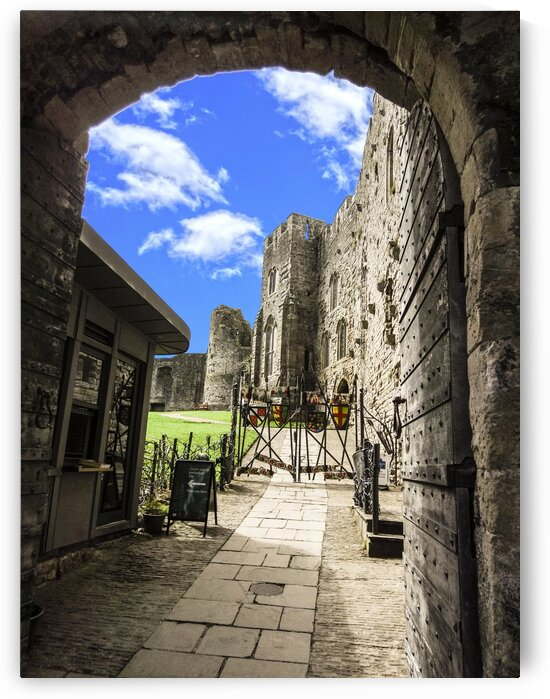 Chepstow Castle 2 of 2 by 360 Studios