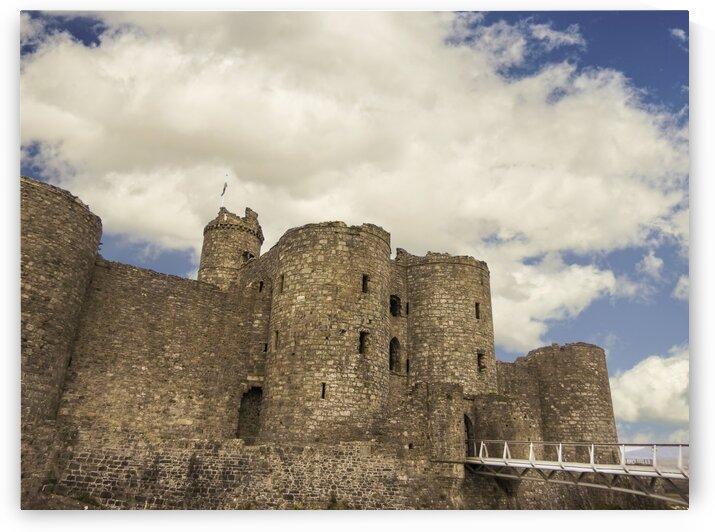 Aberystwyth Castle by 1North