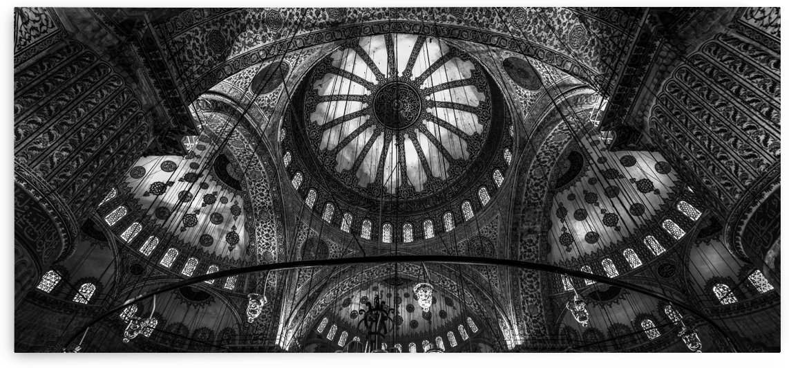 Istanbul - Blue Mosque by 1x
