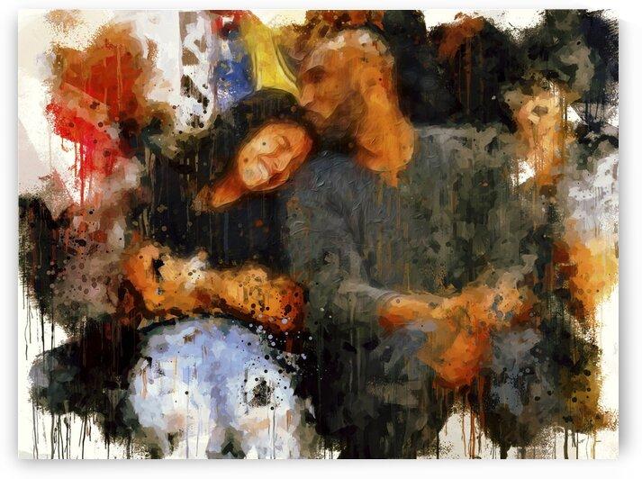 "KOBE &  GIGI --""LEGENDS FOREVER"" by BeFree Illustrations"