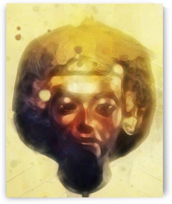"QUEEN TIYE"" —LEGENDS NEVER DIE by BeFree Illustrations"