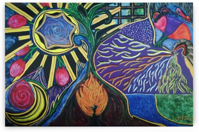 Spiritman by SA Colour Creations