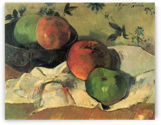 Still Life by Gauguin by Gauguin