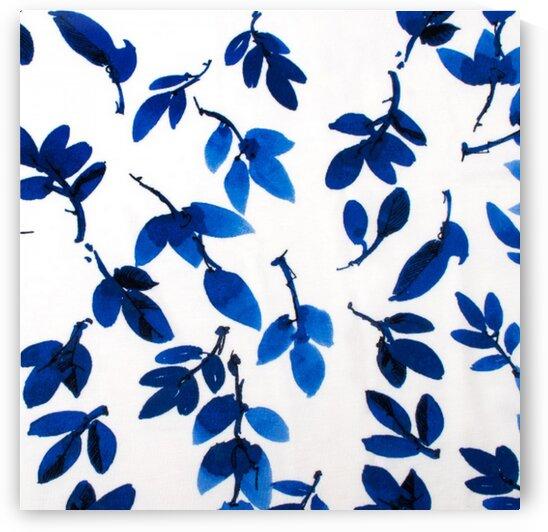 Blue Leaf 2021 by Mutlu Topuz